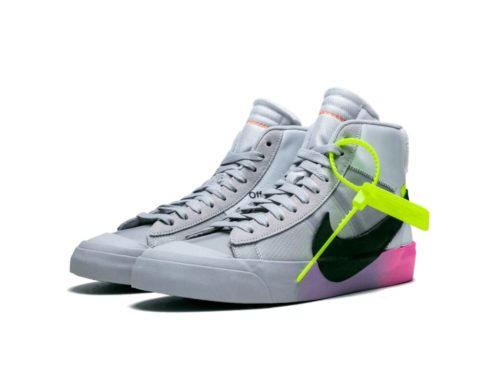Off White x Serena Williams x Nike Blazer Mid