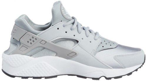 Nike Air Huarache серебряные (39-45)