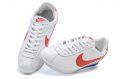 Nike Cortez белые с красным (40-45)