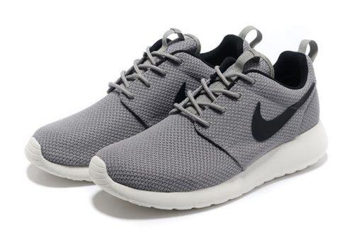 Nike Roshe Run серые (40-45)