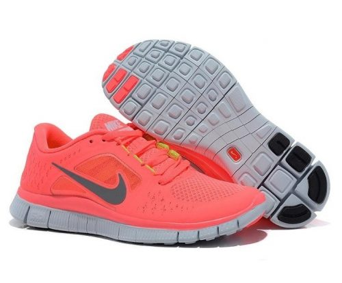 Nike Free Run 5.0 розовые (35-40)