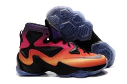 Nike Lebron оранжевые (40-46)