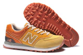 New Balance 574 желтые (35-39)