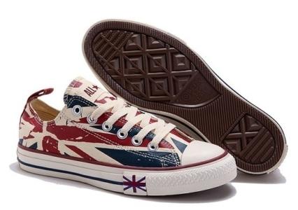 Converse All Star британский флаг (35-39)