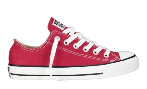 Converse All Star красные (35-40)