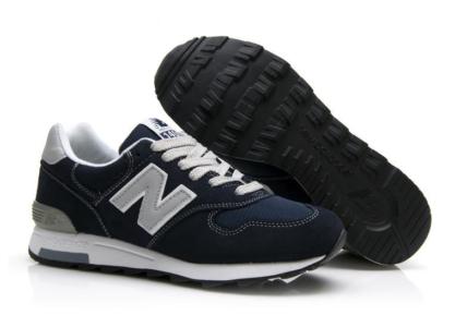 New Balance 1400 синие (40-44)