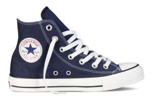 Converse All Star высокие синие (35-45)
