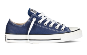 Converse All Star Chuck Taylor low синие (35-45)