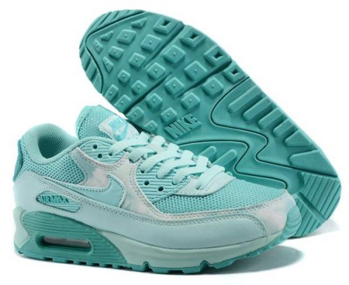 Nike Air Max 90 бирюзовые (35-40)