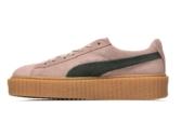 Puma Rihanna Creepers розовые с черным (35-39)