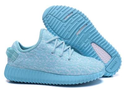 Adidas Yeezy Boost 350 голубые (35-45)