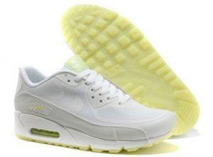 Nike Air Max 90 Hyperfuse Elite белые (40-45)
