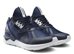 Adidas Tubular синие (40-45)