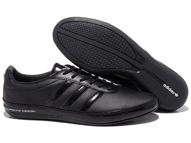 Adidas Porsche Design S3 кожаные черные (40-45)