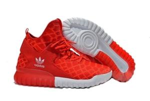 Adidas Tubular красные (39-45)