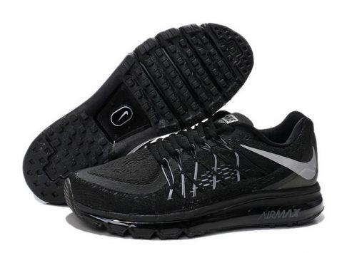 Nike Air Max 2015 черные (39-44)