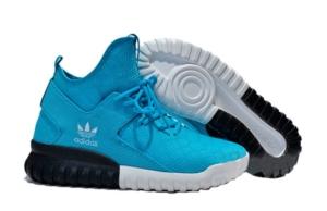 Adidas Tubular голубые (39-45)