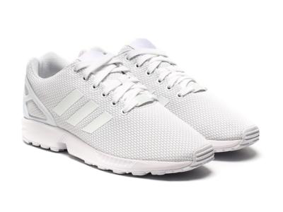 Adidas ZX Flux белые (39-45)