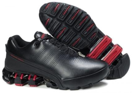 Adidas Porsche Design Sport P5000 чёрно-красные (39-44)