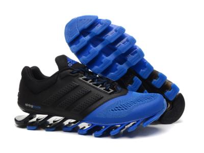 Adidas Springblade сине-черные (40-45)