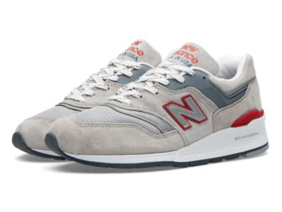 New Balance 997 бежевые с серым (35-44)