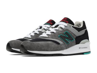New Balance 997 черно-серые (39-44)