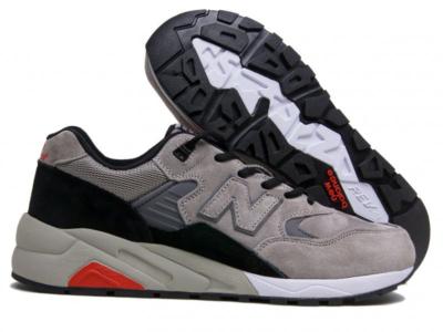 New Balance 580 черно-серые (40-45)