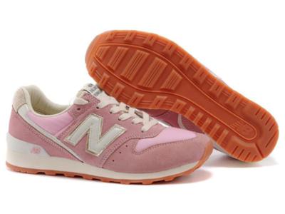 New Balance 996 розовые с белым (35-39)