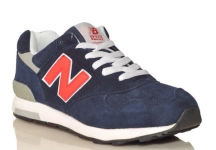 New Balance 1400 синие (40-45)