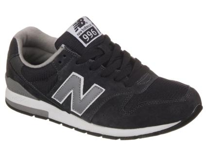 New Balance 996 темно-серые (39-44)