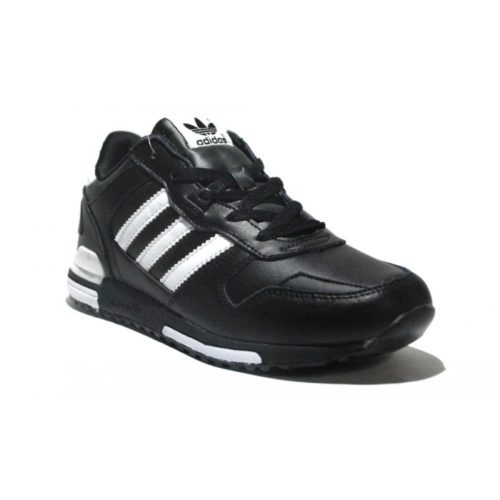 adidas zx 700 leather black мужские (40-46)