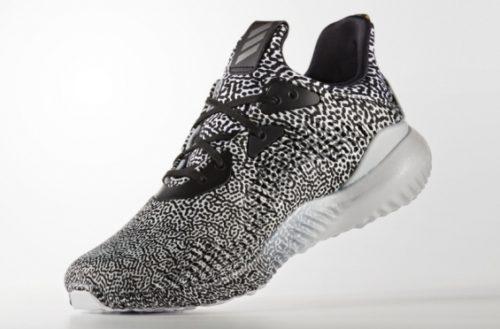 "Кроссовки Adidas AlphaBOUNCE ""Motion Capture"" Black/White (40-45)"