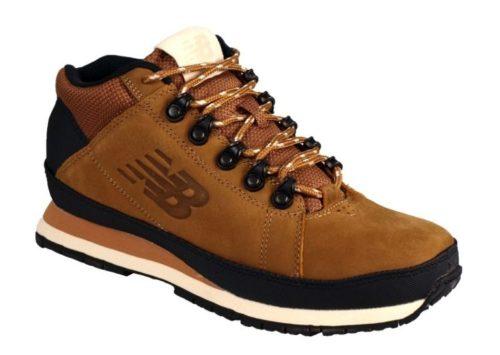 New Balance 754 кожаные светло-коричневые (40-45)