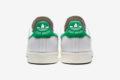 Adidas Stan Smith белые с зеленым (36-40)