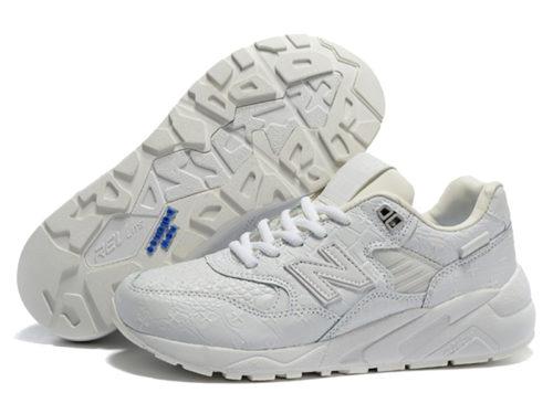 New Balance 580 кожаные белые (35-40)
