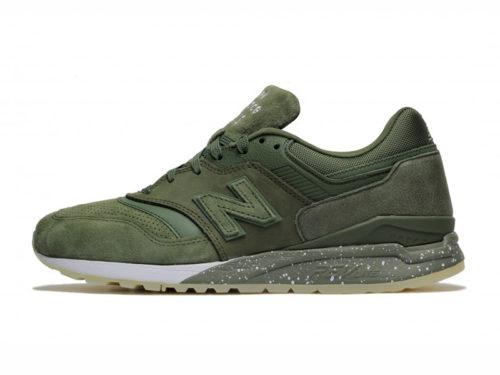 New Balance 997.5 замшевые болотные (40-44)