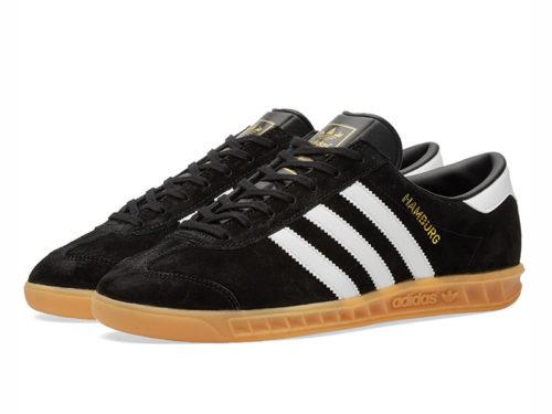 Adidas Hamburg черные (40-45)