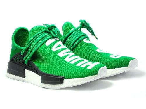Кроссовки Adidas NMD Human Race красные (39-43)