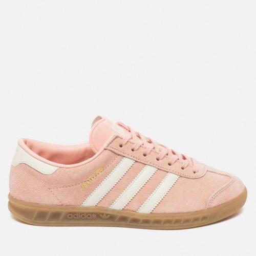 adidas hamburg розовые (36-40)