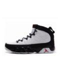 Air Jordan 9 белые/черные (40-45)