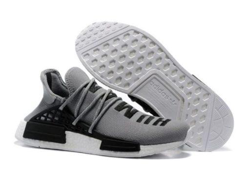 Adidas NMD Human Race серые