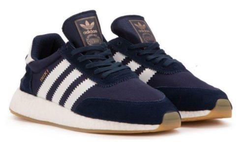 Adidas Iniki Runner синие
