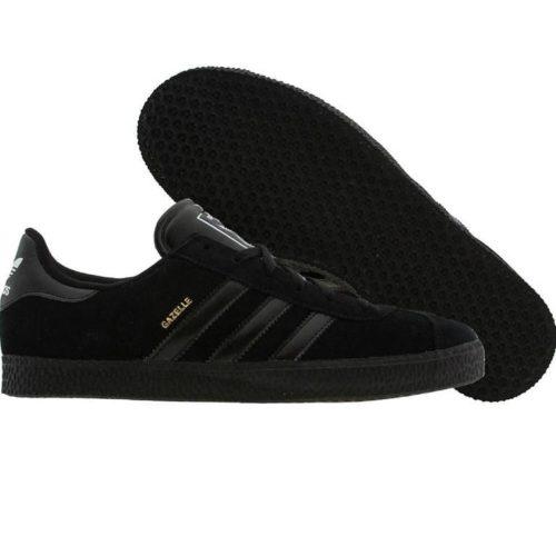 Adidas Gazelle черные мужские