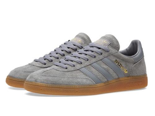 Adidas Spezial серые мужские
