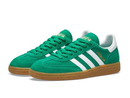 Adidas Spezial зеленые мужские