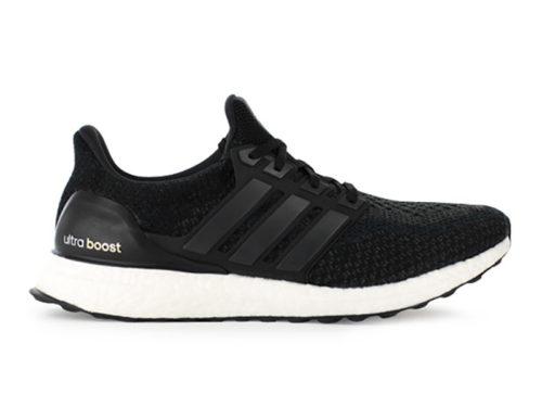 Adidas Ultra Boost X черные с белым