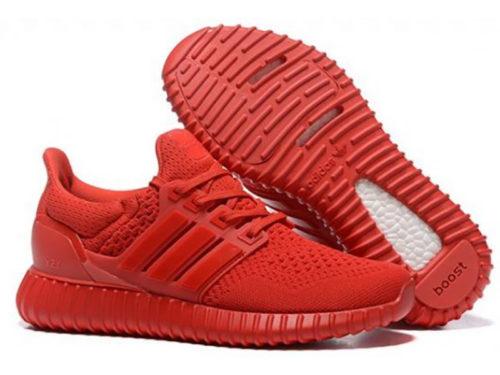 Adidas Ultra Boost X красные