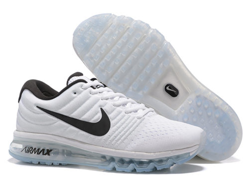 Nike Air Max 2017 белые (35-40)