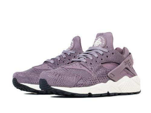 Nike Air Huarache Run Premium фиолетовые женские (35-40)