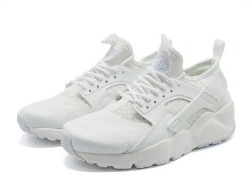 Nike Air Huarache Ultra белые (35-44)